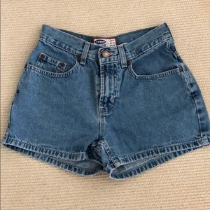Vintage Old Navy High Waisted Shorts